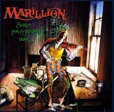 MARILLION-SCRIPT FOR A JESTERS TEAR LP VG+ COVER VG+