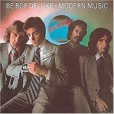 BE BOP DELUXE-MODERN MUSIC CD VGPLUS