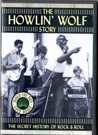 HOWLING WOLF STORY DVD VG