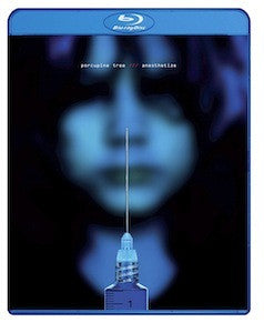 PORCUPINE TREE-ANESTHETIZE BLURAY + DVD VG