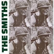 SMITHS THE-MEAT IS MURDER LP VG COVER G