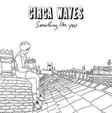 "CIRCA WAVES-SOMETHING LIKE YOU WHITE VINYL 7"" *NEW*"