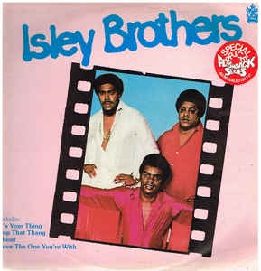 ISLEY BROTHERS-GREATEST HITS LP NM COVER VG+