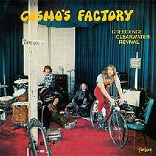 CREEDENCE CLEARWATER REVIVAL-COSMOS FACTORY LP VG COVER VG