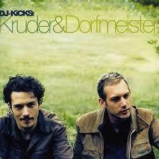 KRUDER & DORFMEISTER-DJ KICKS 2LP *NEW*