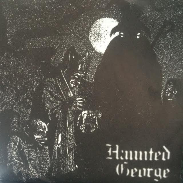 "HAUNTED GEORGE - SHOTGUN IN MY MOUTH 7"" *NEW*"