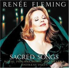 FLEMING RENEE-SACRED SONGS CD VG