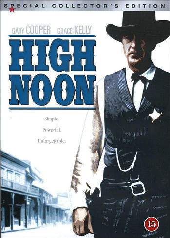 HIGH NOON SPECIAL EDITION DVD VG