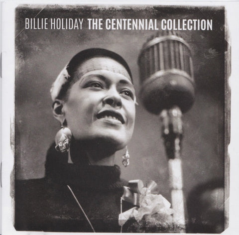 HOLIDAY BILLIE-THE CENTENNIAL COLLECTION CD VG