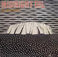 "MIDNIGHT OIL-THE DEAD HEART 12"" EX COVER EX"