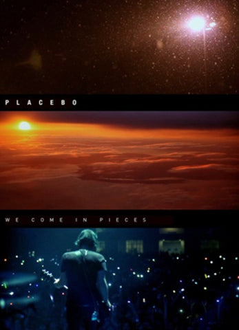 PLACEBO-WE COME IN PIECES 2DVD *NEW*