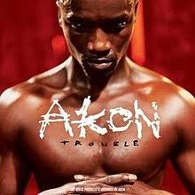 AKON-TROUBLE 2LP VG COVER VG