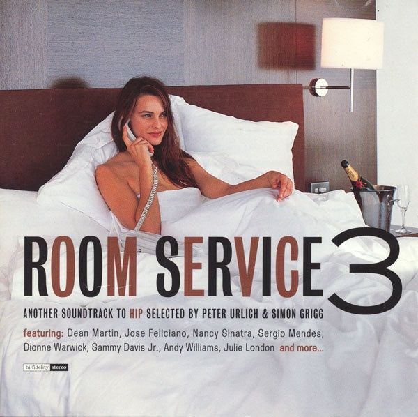 ROOM SERVICE 3-VARIOUS ARTISTS CD *NEW*