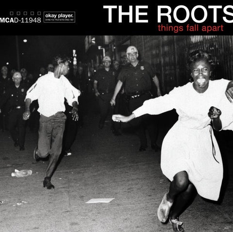 ROOTS THE-THINGS FALL APART CD VG