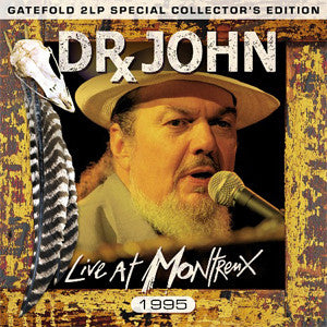 DR JOHN-LIVE AT MONTREUX 1995 2LP *NEW*