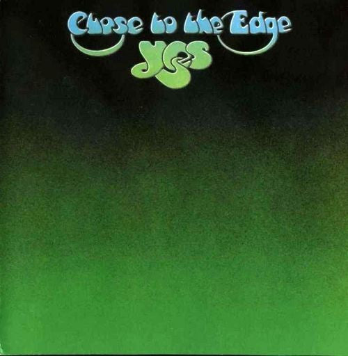 YES-CLOSE TO THE EDGE LP EX COVER VG+