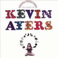 AYERS KEVIN-BANANA PRODUCTIONS-THE BEST OF CD VG