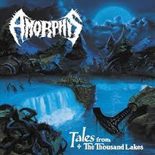 AMORPHIS-TALES FROM THE THOUSAND LAKES LP *NEW*