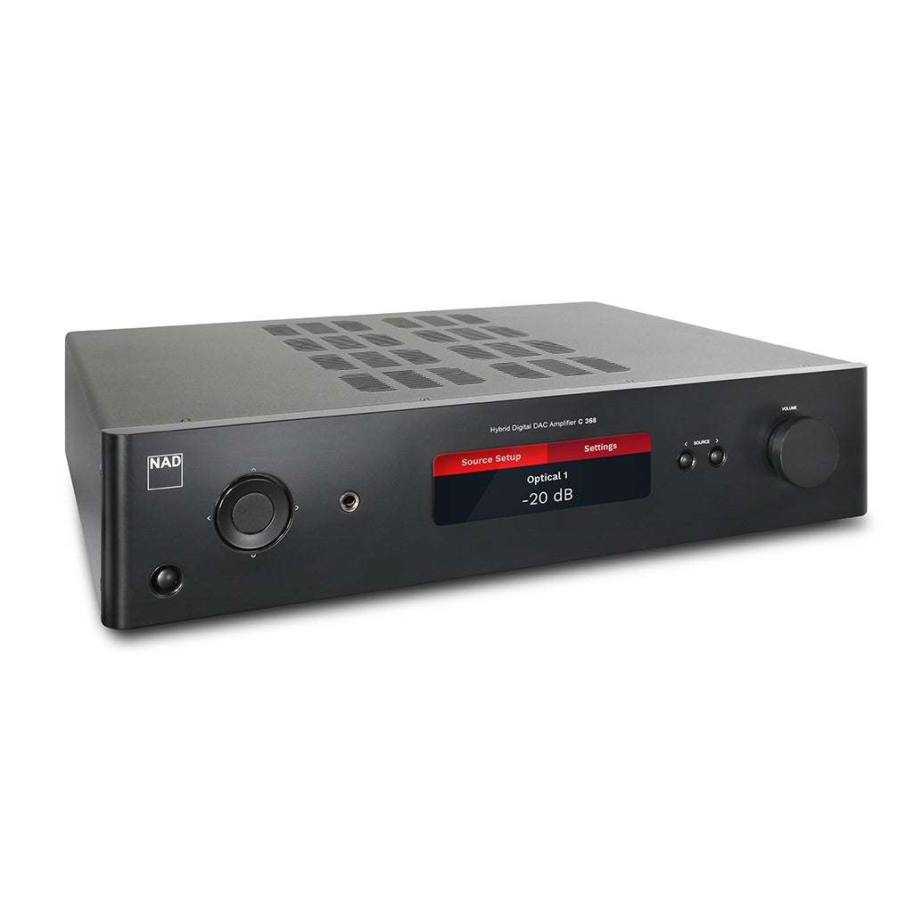 NAD-C368 AMPLIFIER *NEW*