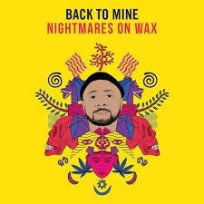 NIGHTMARES ON WAX: BACK TO MINE-VARIOUS ARTISTS 2CD *NEW*