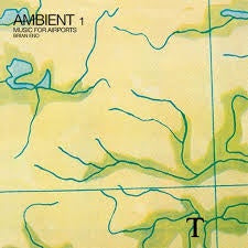 ENO BRIAN-AMBIENT 1 MUSIC FOR AIRPORTS LP *NEW*