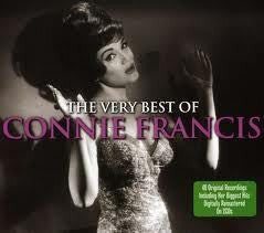 FRANCIS CONNIE-VERY BEST OF 2CD *NEW*