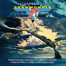 DEEP PURPLE-STORMBRINGER CD AND DVD *NEW*