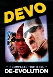 DEVO-THE COMPLETE TRUTH ABOUT DE-EVOLUTION DVD *NEW*