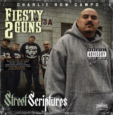 FIESTY 2 GUNS-STREET SCRIPTURES CD G