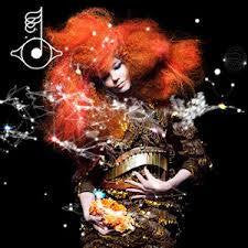 BJORK-BIOPHILIA COLOURED VINYL 2LP *NEW*