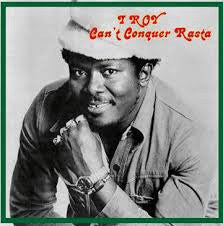 I ROY-CAN'T CONQUER RASTA LP *NEW*