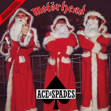 "MOTORHEAD-ACE OF SPADES RED VINYL 12"" EP *NEW*"