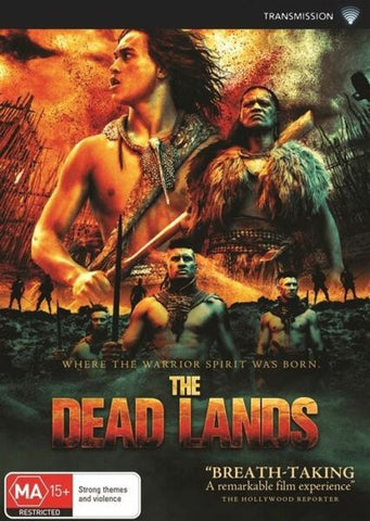 DEAD LANDS THE DVD VG