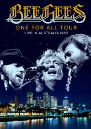 BEE GEES-ONE FOR ALL TOUR LIVE IN AUSTRALIA DVD *NEW*