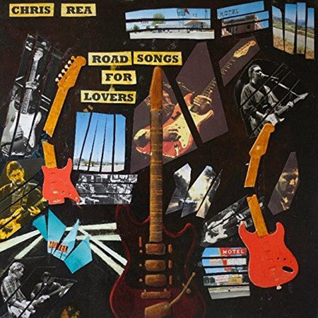 REA CHRIS-ROAD SONGS FOR LOVERS 2LP *NEW*