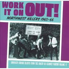 WORK IT ON OUT!-VARIOUS ARTISTS CD *NEW*