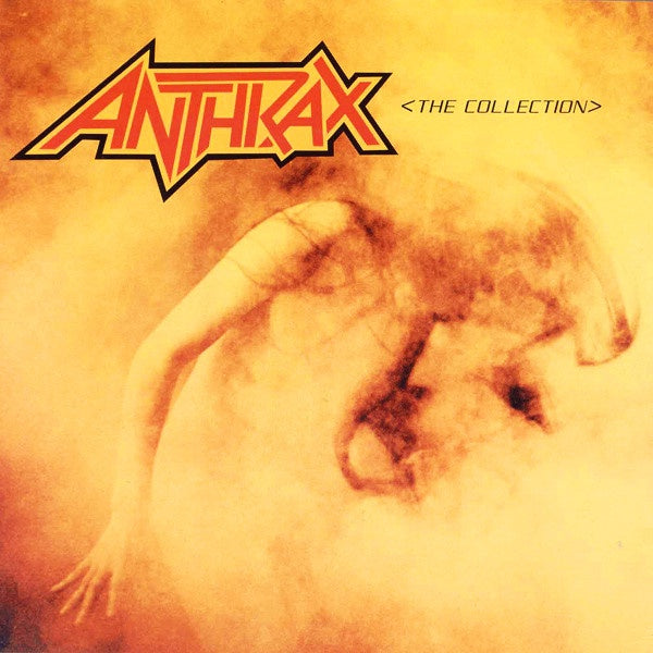 ANTHRAX-THE COLLECTION CD VG+