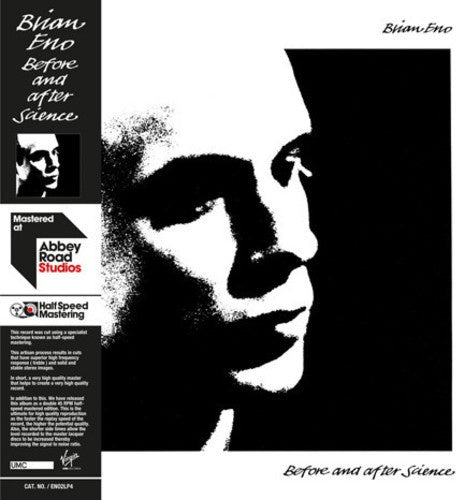 ENO BRIAN - BEFORE AND AFTER SCIENCE 2LP *NEW*