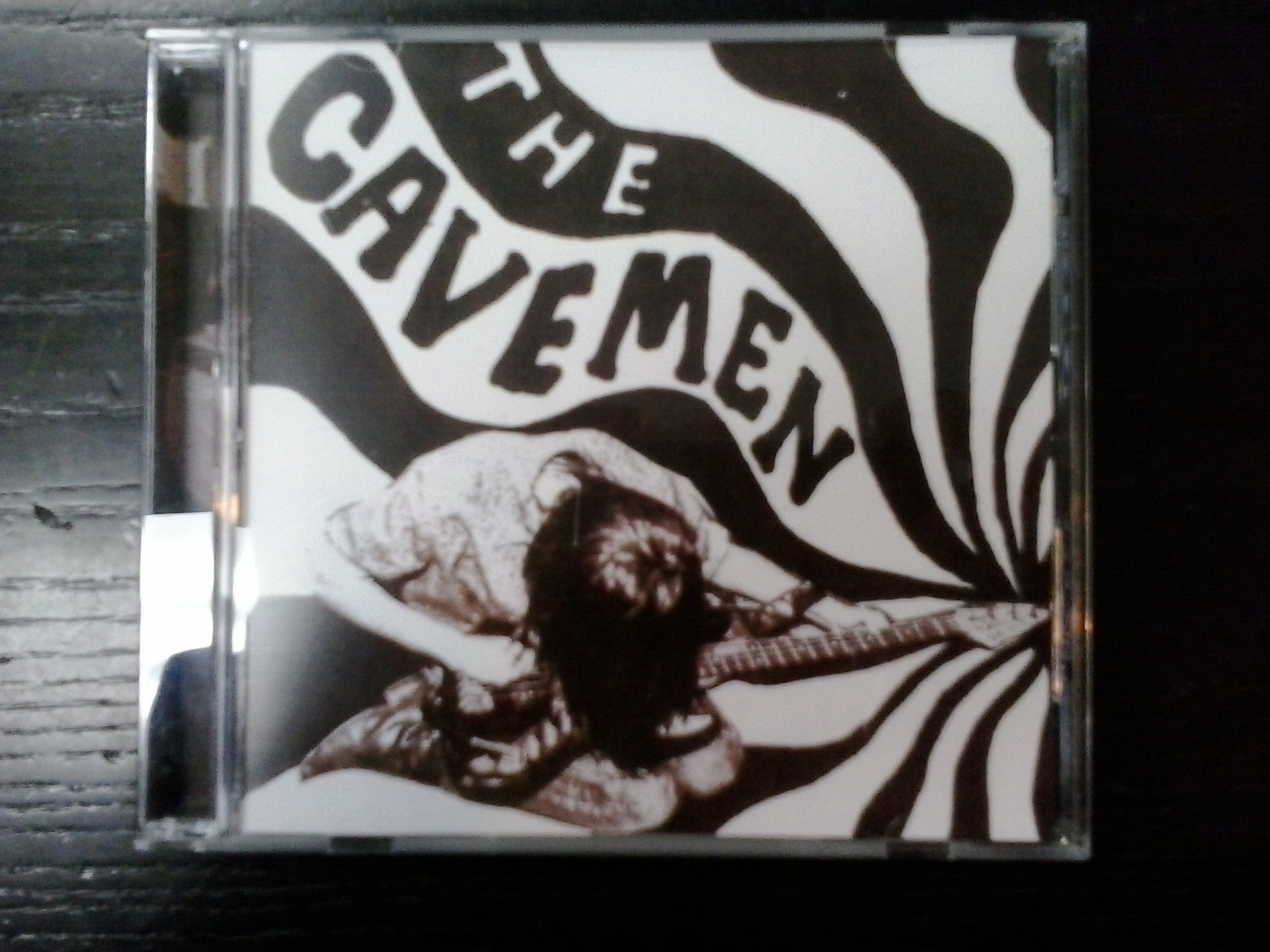 CAVEMEN THE-BACK FROM THE CAVE CD *NEW*