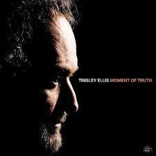 ELLIS TINSLEY-MOMENT OF TRUTH CD *NEW*