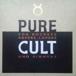 CULT THE-PURE CULT + LIVE CULT MARQUEE LONDON MCMXCI 4LP BOXSET EX COVER VG+
