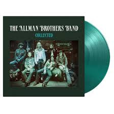 ALLMAN BROTHERS BAND THE-COLLECTED GREEN VINYL 2LP *NEW*