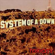 SYSTEM OF A DOWN-TOXICITY LP *NEW*