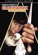 A CLOCKWORK ORANGE 2DVD VG