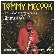 MCCOOK TOMMY-THE BEST OF TOMMY AND THE SKATALITES CD *NEW*