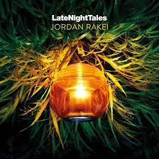 RAKAI JORDAN-LATENIGHTTALES CD *NEW*