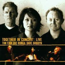 FINN RUNGA DOBBYN-TOGETHER IN CONCERT 10TH ANNIVERSARY CD