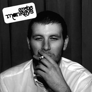 ARCTIC MONKEYS-WHATEVER PEOPLE SAY I AM THATS WHAT CD *NEW*