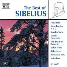 SIBELIUS-THE BEST OF-CDVG