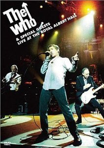 WHO THE AND SPECIAL GUESTS-LIVE ROYAL ALBERT HALL 2DVD G